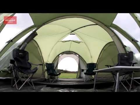 Outwell Hartford XL Deluxe tent (2012) | Cotswold Outdoor product video - YouTube & Outwell Hartford XL Deluxe tent (2012) | Cotswold Outdoor product ...