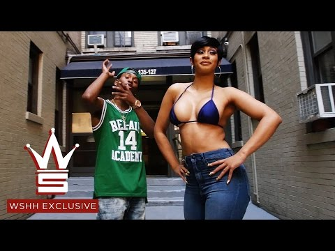 "Cashflow Harlem ""Want My Love Back"" Feat Cardi B & Ryan Dudley (WSHH Exclusive - Music Video)"