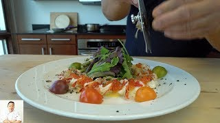 FRESH LIVE Steamed Maine Lobster Salad thumbnail