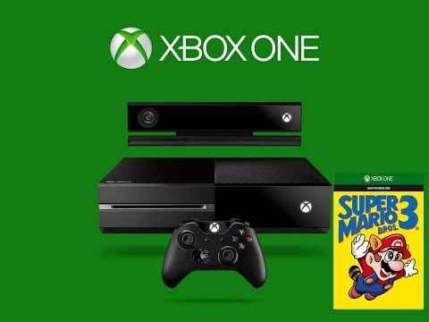 NES Games Come To XBOX One