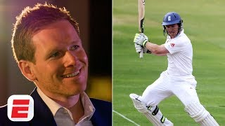 Making my Test debut at Lord's was an extremely proud moment - Eoin Morgan   ESPNcricinfo