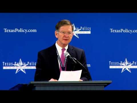 At the Crossroads, Breakfast and Keynote Address by U.S. Congressman Lamar Smith