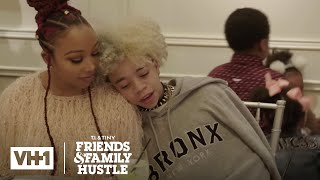 The Harris Family Remembers Precious | T.I. & Tiny: Friends & Family Hustle