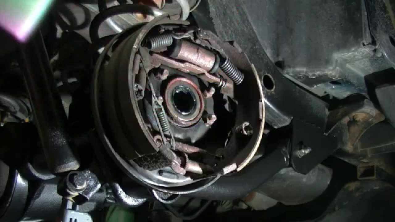 jeep tj,xj rear drum brakes diy - youtube jeep rear drum brakes diagram 2005 jeep grand cherokee rear light wiring diagram