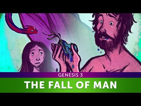 The Fall of Man - Genesis 3 | Sunday School Lesson & Bible Teaching Stories for Kids Sharefaithkids