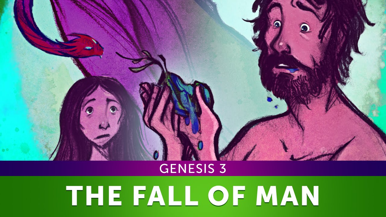 the fall of man in the book of genesis 1 god's creation and the fall of man: genesis 1-11 the first eleven chapters of the book of genesis contain a story of the origins of the world, of mankind.