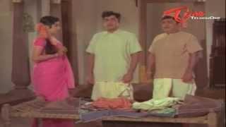 Hilarious Scene Between Padmanabham - Rama Prabha