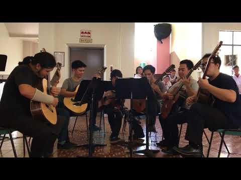 Ust Guitar Ensemble - Blue echo/Country Gentleman
