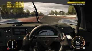 Repeat youtube video GRID - Max Speed 1300 km/h (Cockpit & Replay) [HD]