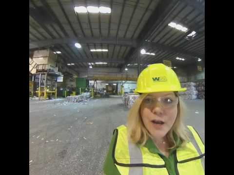 Waste Management Recycling Center - Chicago