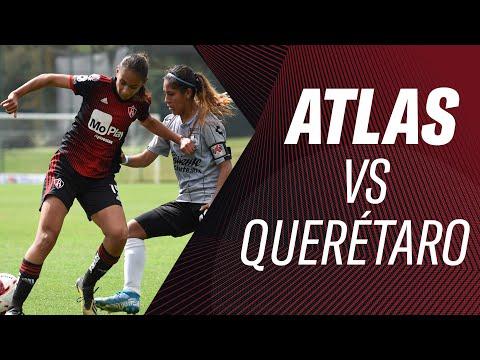Resumen | Atlas Femenil 4 - 0 Querétaro Femenil | Liga MX Femenil - Clausura 2020  - Jornada 4 |