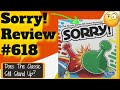 Bower's Game Corner: Sorry! With Fire & Ice Power Ups Review