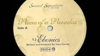 Theo Parrish - Ebonics