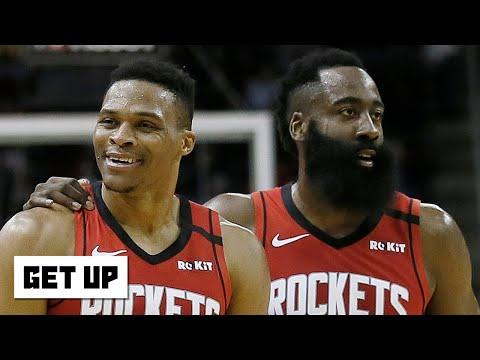 The Rockets are playing amazing basketball - Matt Barnes | Get Up