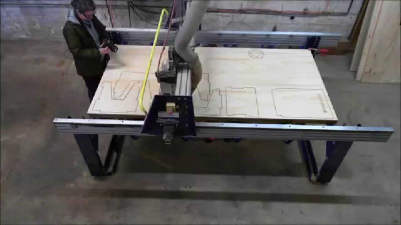 Cutting The Furniture For Design For Cnc