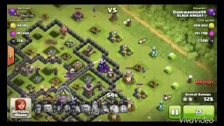 Clash of clans-Dead bases is back?!?!