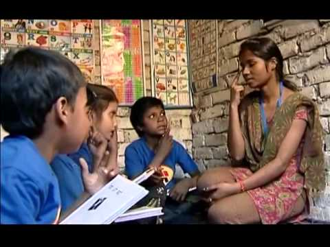 Education for poor slum children NGO