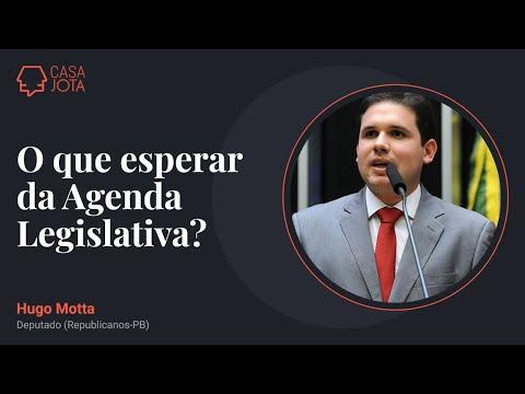 Live com deputado Hugo Motta (Republicanos-PB) | 23/03/21