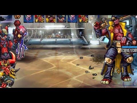 Mutants Genetic Gladiators - División Giga parte 6 (FINAL)