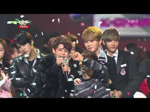 131220 All Artists   Must Have Love & Ending @ Music Bank Christmas Special 1080P
