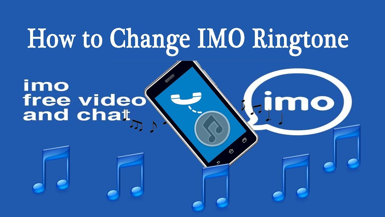 How To Change IMO Ringtone (VERY EASY)