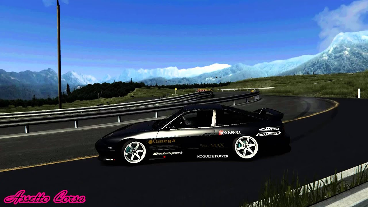 Assetto Corsa Drift Assetto Corsa G27 900drift Part2 Youtube