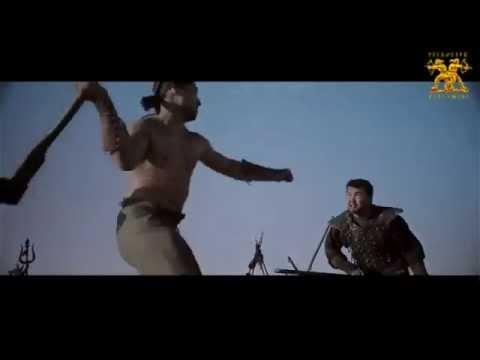 Orta Asya Türk Savaşı Göğüs Göğüse / Single Combat
