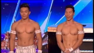 BGT 2018 AUDITIONS WK2  - GIANG BROTHERS