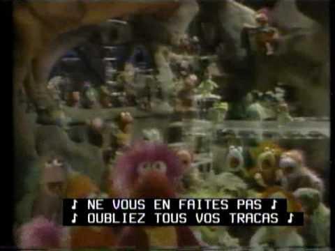 Fraggle Rock(version QUÉBEC)[+bonus]4vidéos