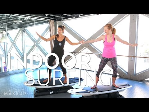 Surfset Indoor Surfing to Tone Your Body | The Last 5 Fitness