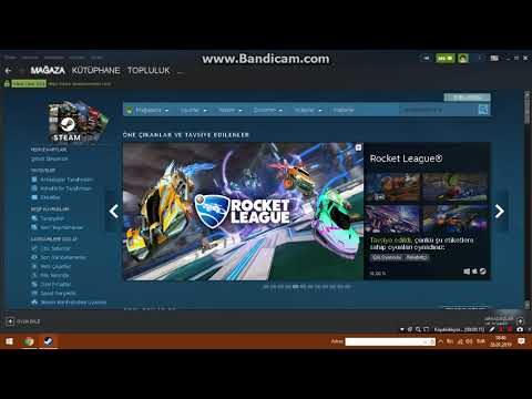 Steam Ağına Bağlanmıyor Hatası Çözümü !! (40 Saniyede %100 Çözüm)