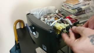 кофеварка Briel ES73 ремонт