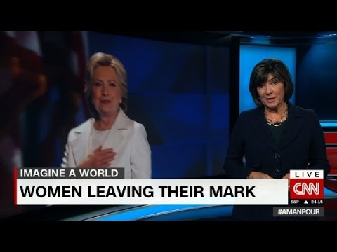 Amanpour: America's glass ceiling, still intact