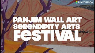 Making Art Public at Serendipity Arts Festival 2019 with St+Art India