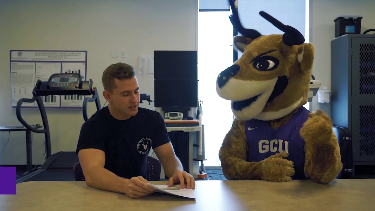 Grand Canyon University Eimoc Mascot Challenge 2019