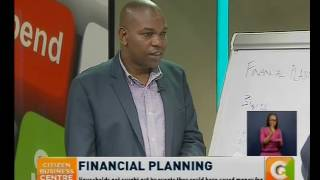 Citizen Business Centre: Financial Planning