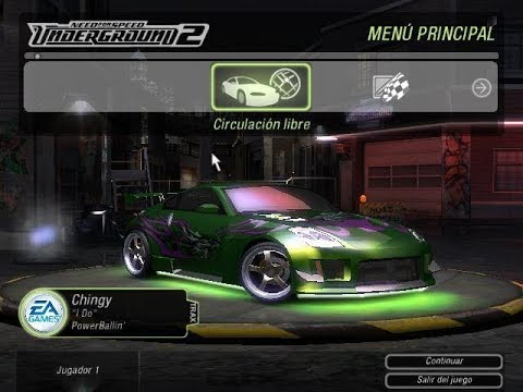 need for speed underground ps2 iso free download