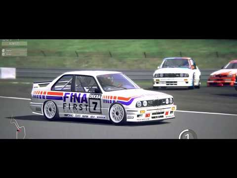 Sim Racing Tribute DTM 1992 (Assetto Corsa, Project Cars, Raceroom, RFactor and Dirt Rally) |