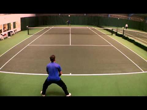 Amateur Tennis - S. v Steve T _01062012.MP4
