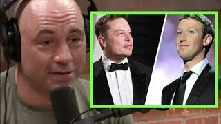 Joe Rogan - The Difference Between Elon Musk & Mark Zuckerberg