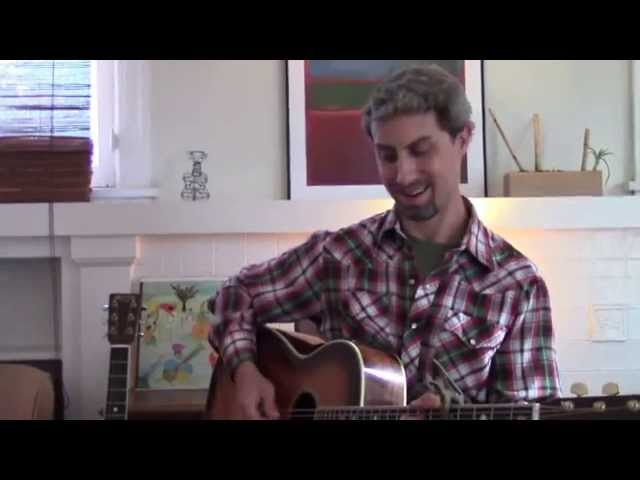 Rob Larkin - LA (Live From the Livingroom)