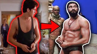 "Gerard Butler's Steroid Cycle - What I Think He Took For ""300"""