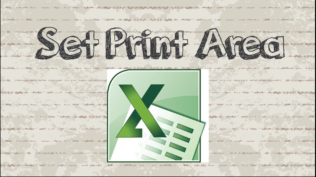 How to set print area in Excel to one page YouTube – Print Worksheets on One Page