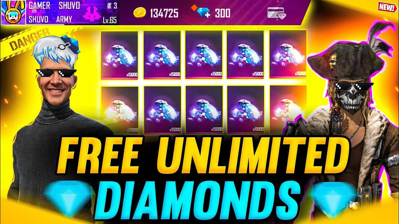 How To Get Free Diamonds In Free Fire 2020 Garena Free Fire Youtube