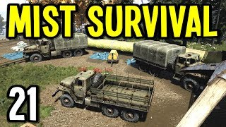 NEW UPDATE! New Ore Mine and Mining! - Mist Survival Gameplay - Episode 21