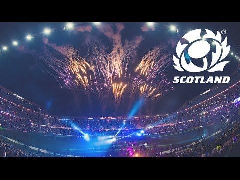 Scotland V New Zealand   Story of the Day