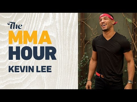 Kevin Lee Plans to 'Put a Whupping on' Edson Barboza