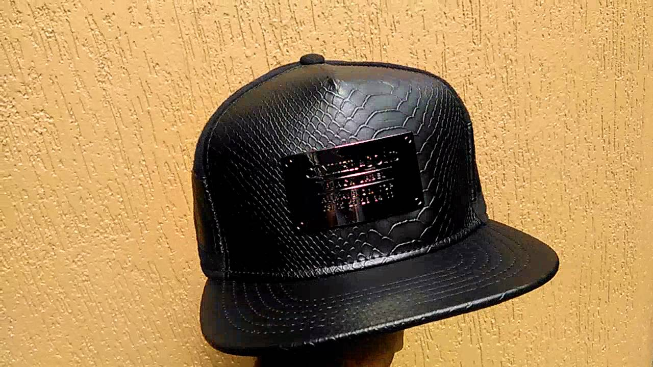 61d3c6a2f359 Gorra plana cayler and sons Colombia Black label - YouTube