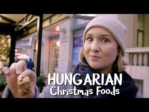 Hungarian Christmas Foods