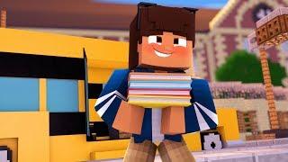 Minecraft School - NEW SCHOOL?! (Minecraft Roleplay)